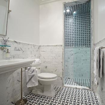Transitional - Bathroom