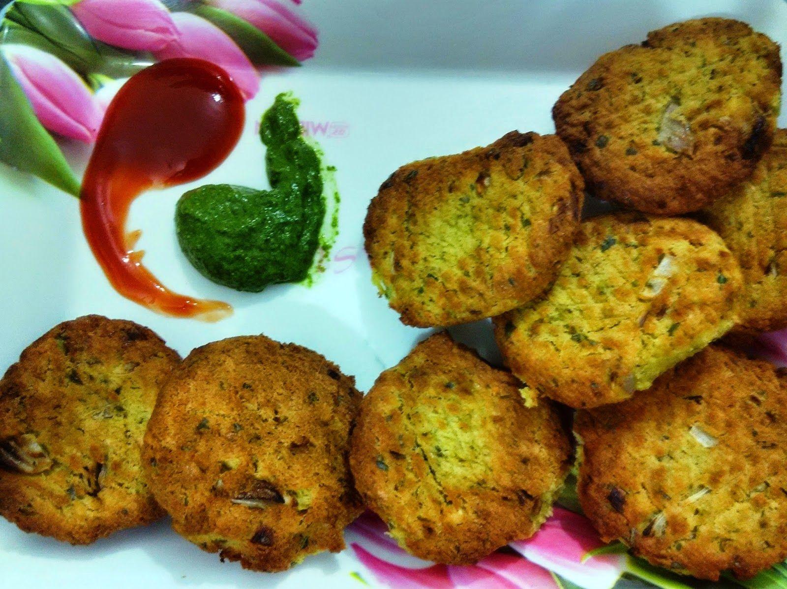 Vegeterian Air Fryer Receipe Chana Dal Vada Air Fryer