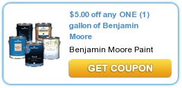 5 00 off any one 1 gallon of benjamin moore printable on benjamin moore coupon id=77455