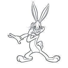 top 25 free printable bugs bunny coloring pages online | bugs ... - Bugs Bunny Coloring Pages Print