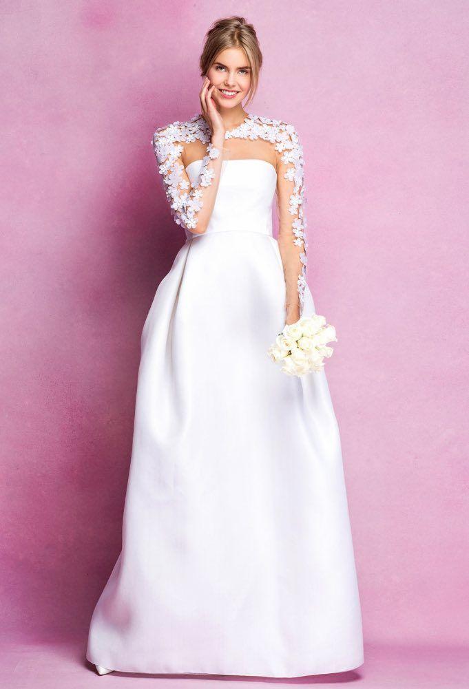 Modern Wedding Dresses From The Runway Wedding Bridal Wedding