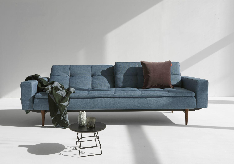 Dublexo Round Arm Modern Sleeper Sofa Modern Sofa Bed Danish