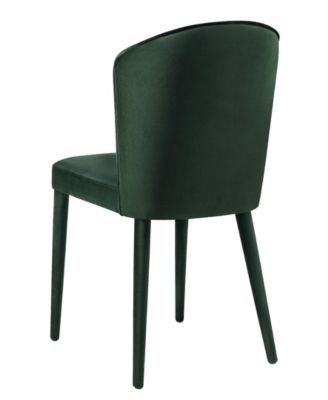 Metropolitan Forest Green Velvet Chair - Green in 2019 Products