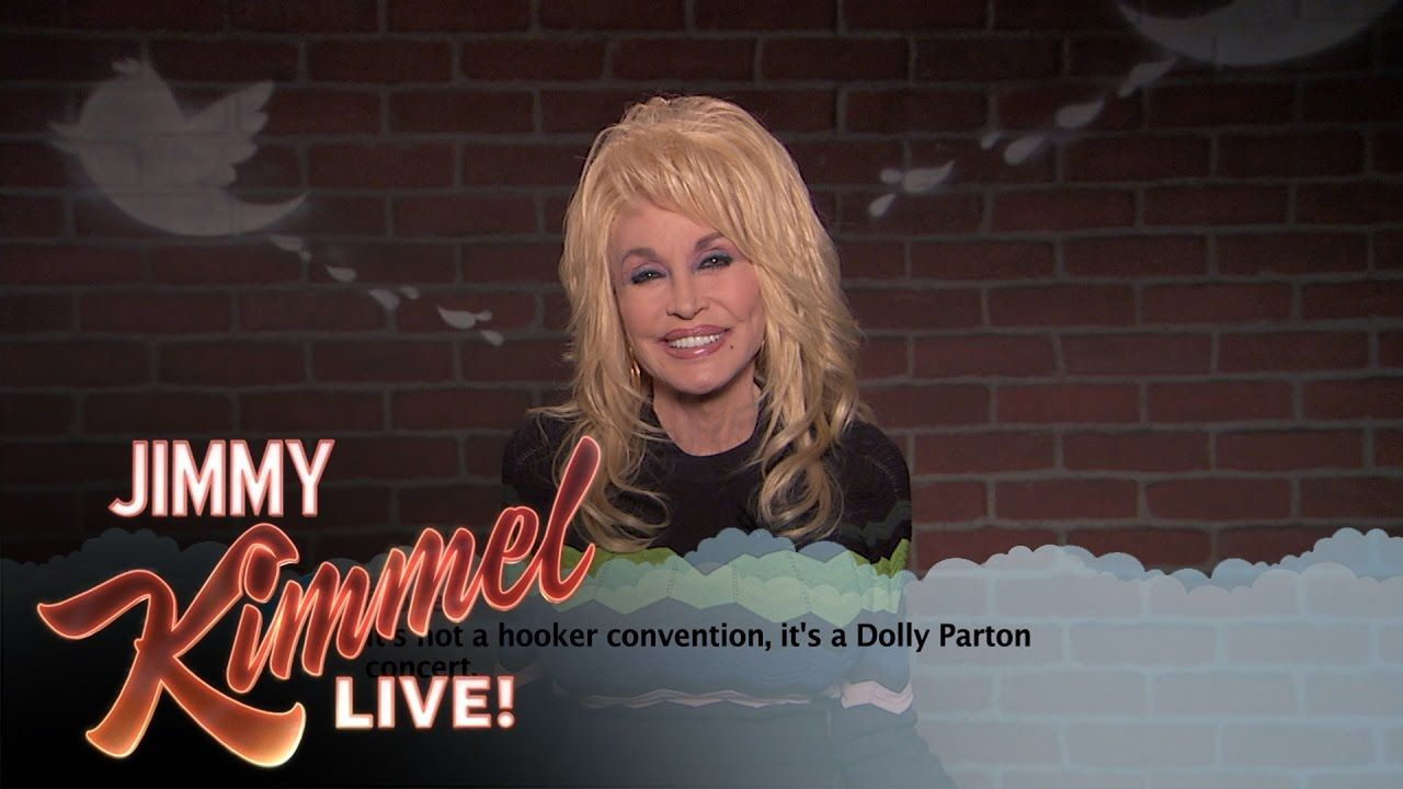 Country Music Stars Reads Mean Tweets About Themselves on Jimmy ...