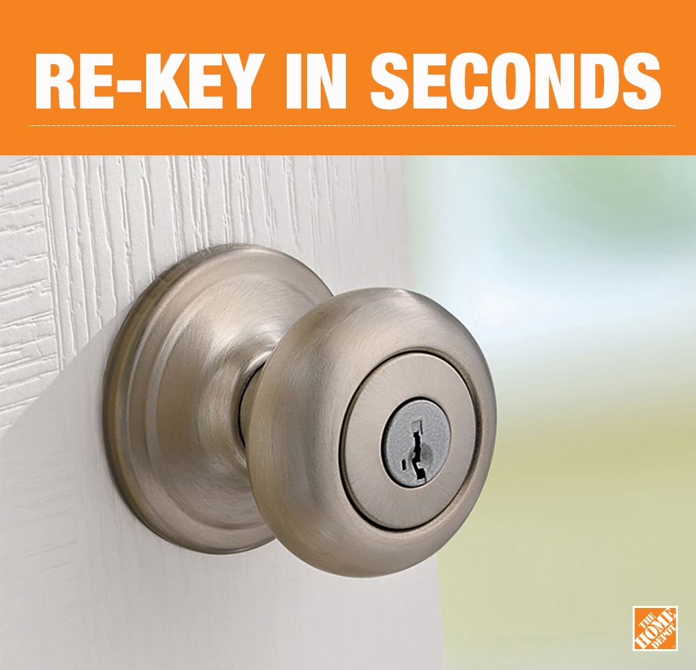 Easily Re Key Your Lock To Make Lost Or Unreturned Keys Invalid With Kwikset S Smartkey Re Key Technology You Can Also Enable One Key Convenience Exp Home Fix