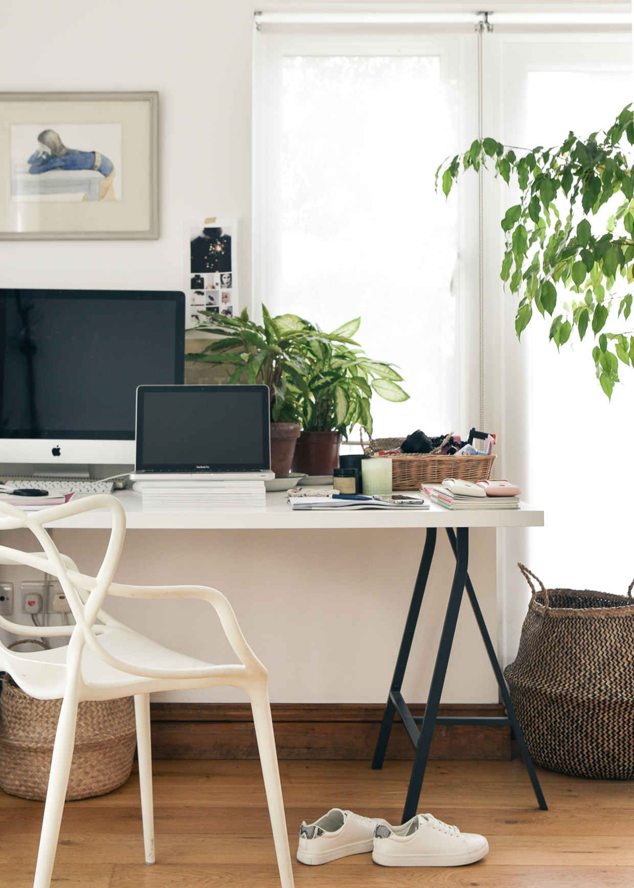 5 feng shui tips for a positive productive workspace