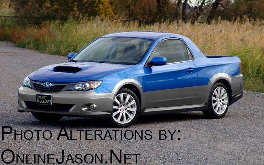 The New Subaru Brumby What Do You Want In One Page 2 Ausubaru Com Forums Subaru Lifted Subaru Subaru Impreza