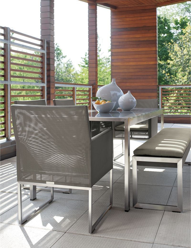 Outdoor Furniture Collections Dune Dining