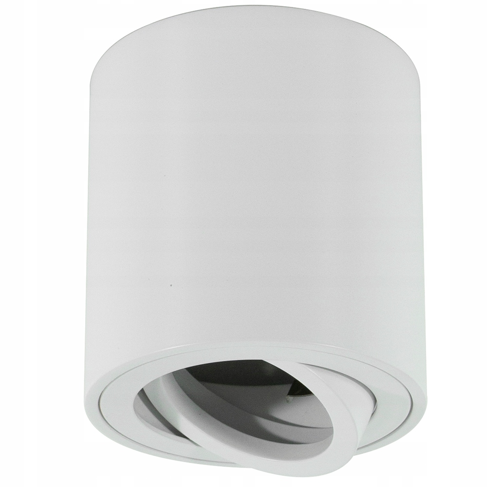 Oprawa Natynkowa Halogenowa Tuba Gu10 Led 4 Kolory Lamp Home Decor Decor