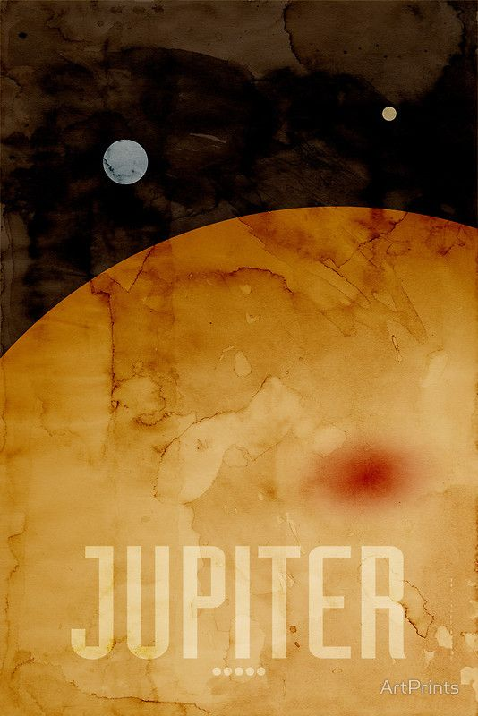 The Planet Jupiter\' Photographic Print by Michael Tompsett ...