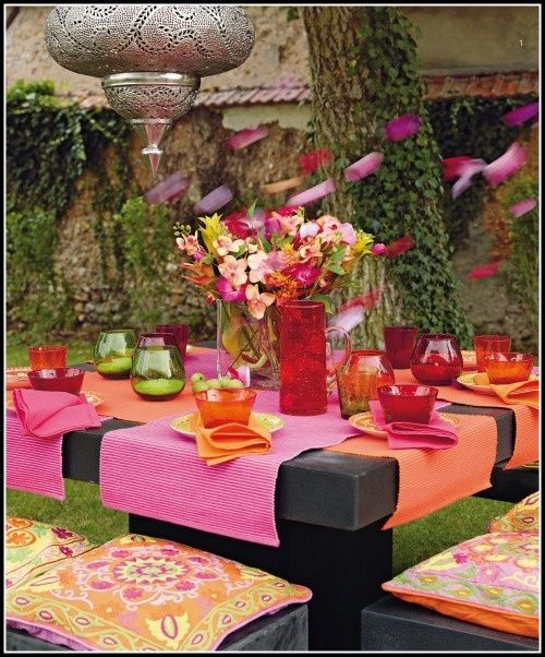 Rice Outdoor TablesOutdoor PartiesOutdoor