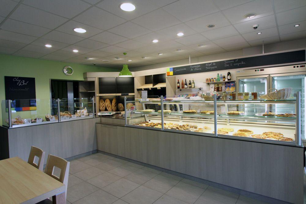 Chez Bol Villemotier (01) 2012 Agencement magasin