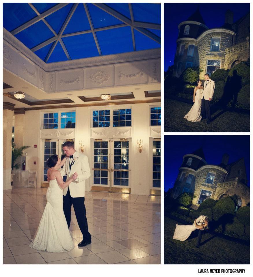 Chelsea mark a fabulous wedding at the patrick haley