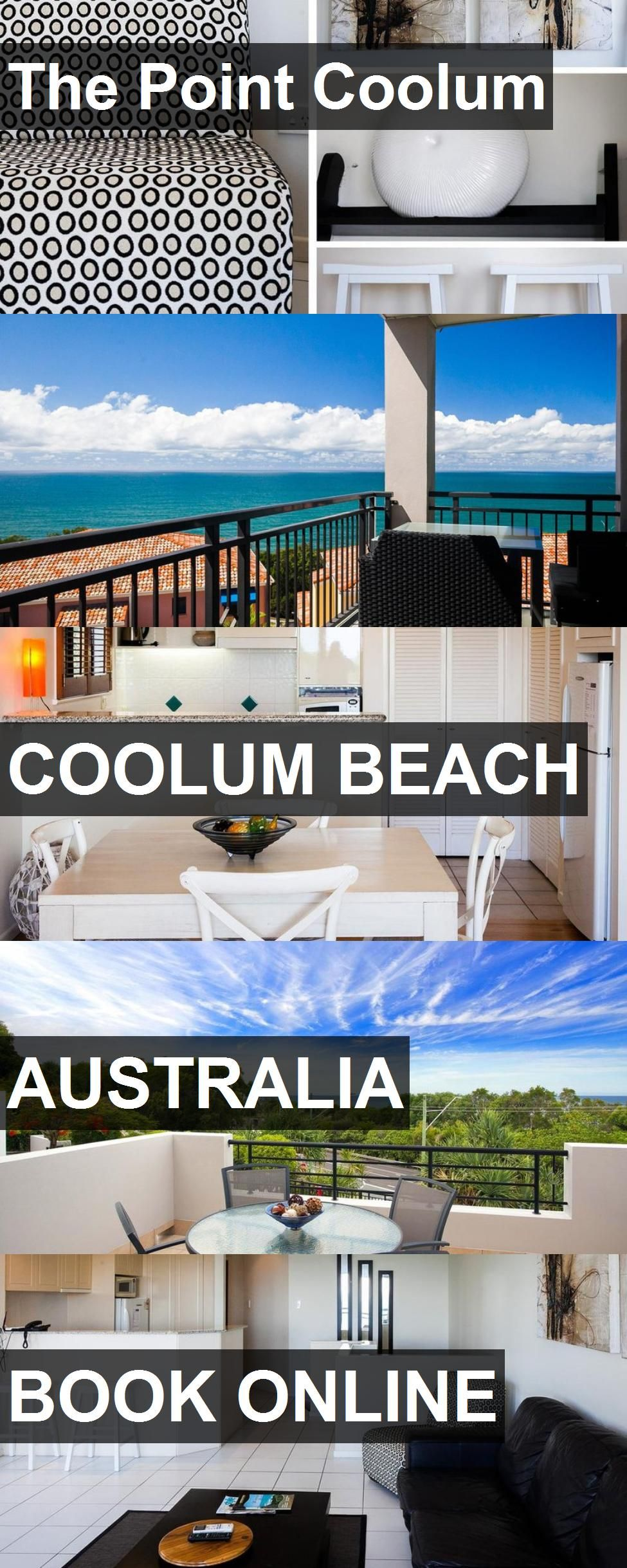 Hotel The Point Coolum In Coolum Beach, Australia. For
