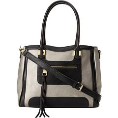 Steve Madden Bpreston Color Block Tote