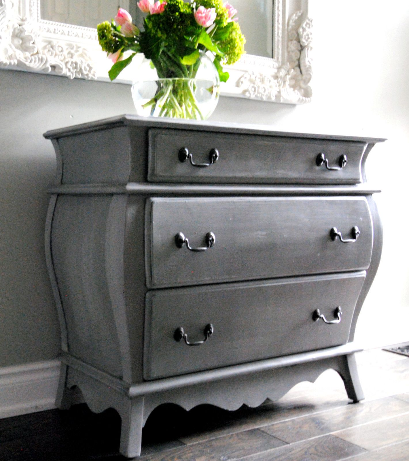 metallic i tamara diy dresser mirrored blog the