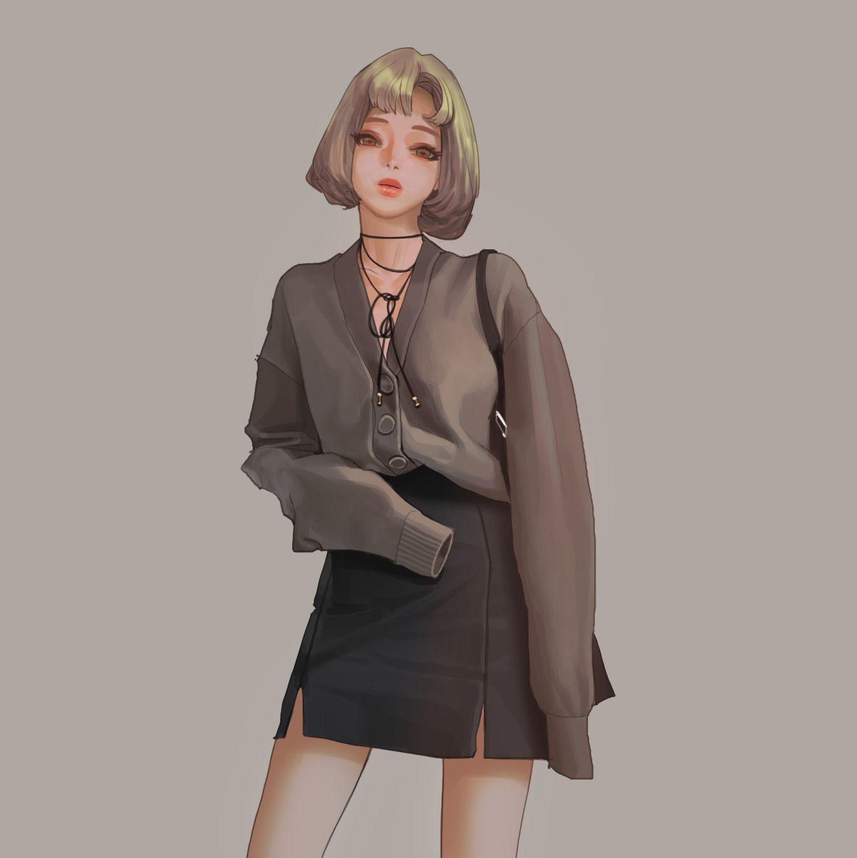 study drawing, wonbin lee