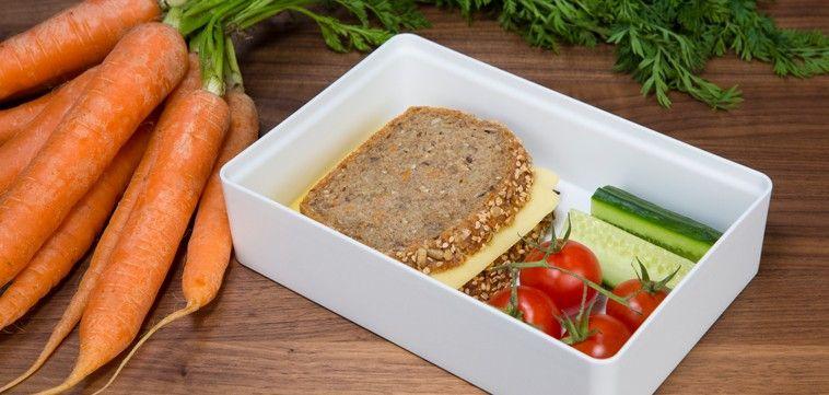 Lebensmittel aufbewahren ohne Plastik (mit Bildern