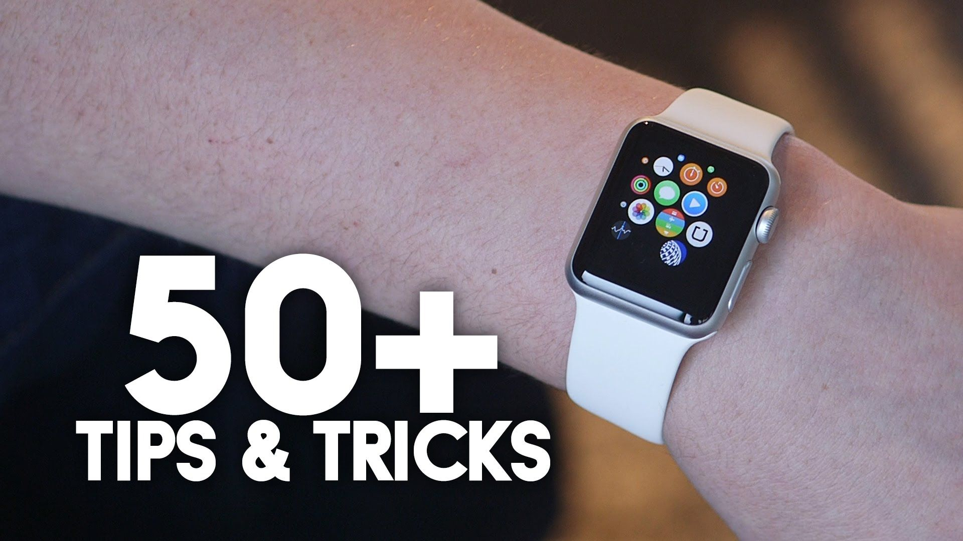 50+ Apple Watch Tips and Tricks + Hidden Features! Apple