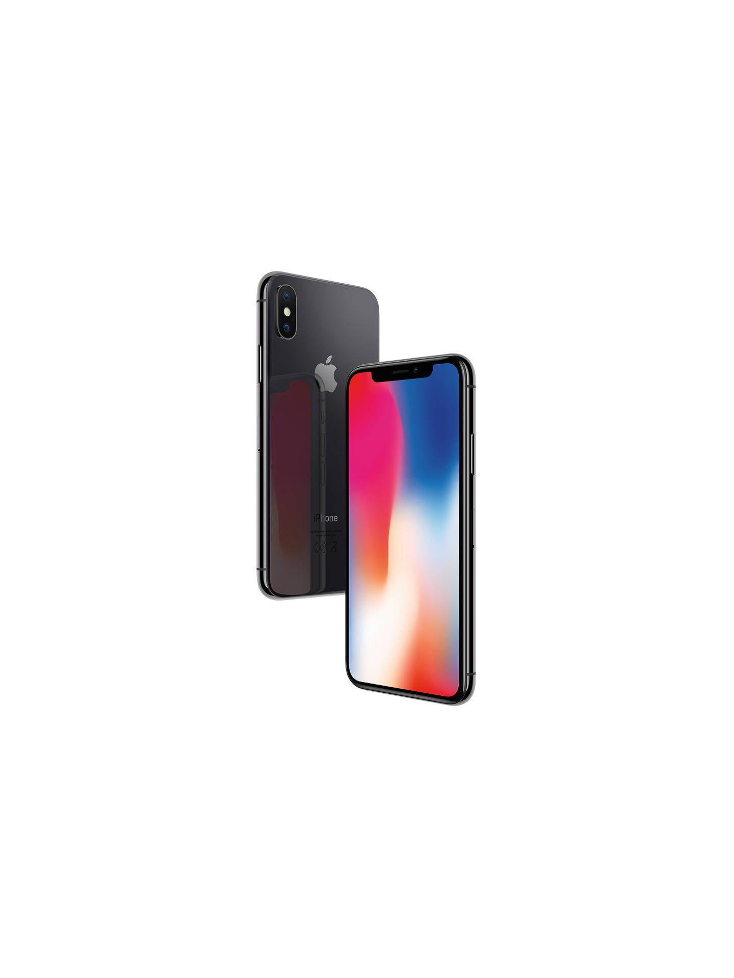 Apple iPhone X, iOS 11, 5 8