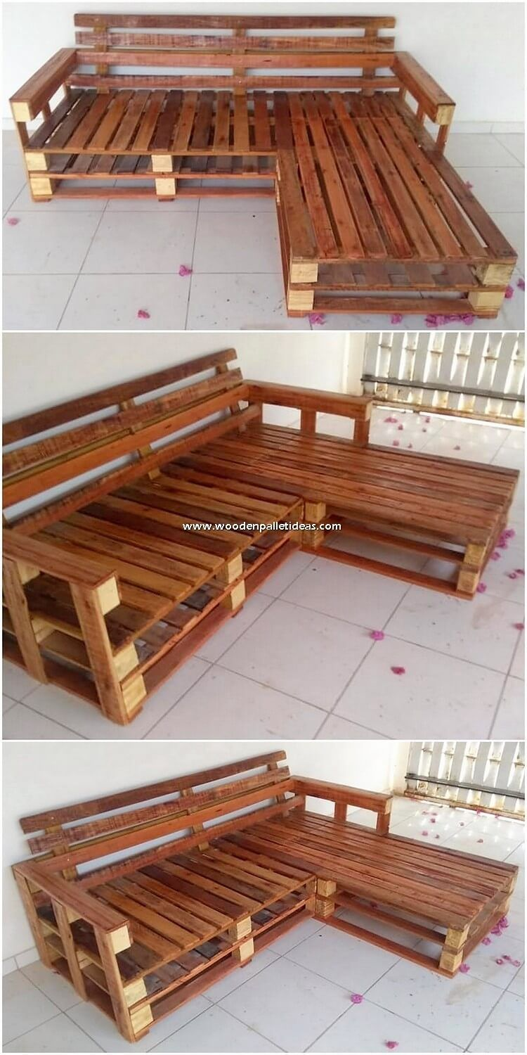 Pallet Corner Sofa Where Can You Buy Wood Pallets Images Of Furniture Made From Pallets Pallet Diy Diy Pallet Furniture Pallet Furniture Outdoor