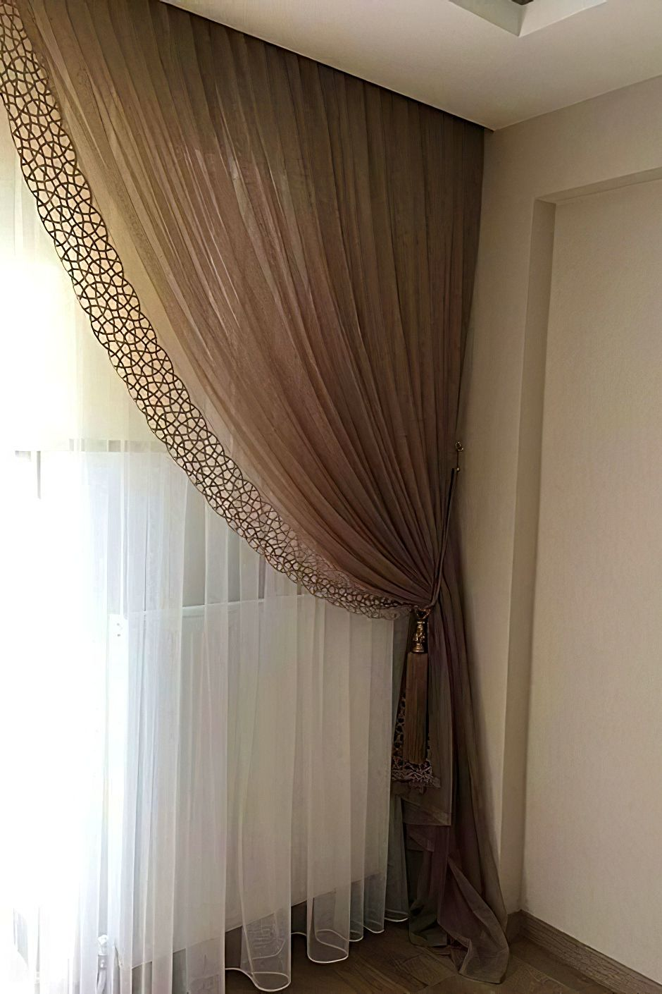Home Made Curtains in 2020 (With images) | Curtains living ...