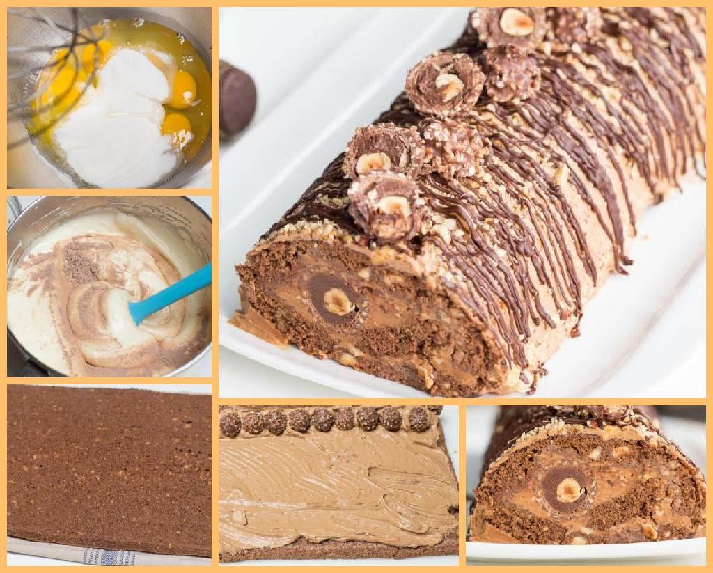 Ricetta dei Ferrero Rocher - Idee Green