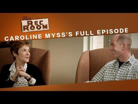 FULL EPISODE: The Jesuit Rec Room w/ Caroline Myss - YouTube