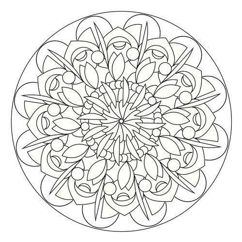 mandala vorlagen zeichnen pinterest mandala. Black Bedroom Furniture Sets. Home Design Ideas