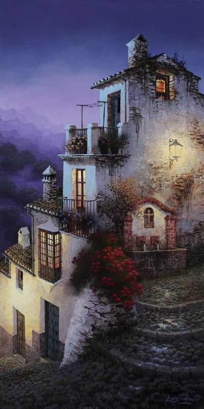 Bajada de la fuente - Luis Romero
