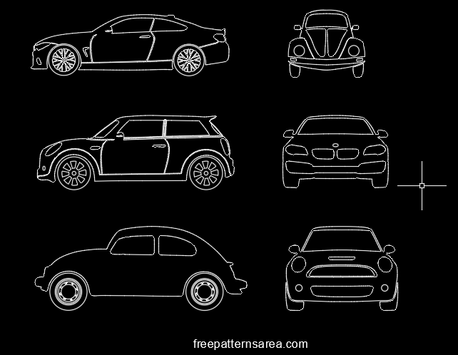Car Silhouette Illustration Vector In 2019 Vector Car Silhouette
