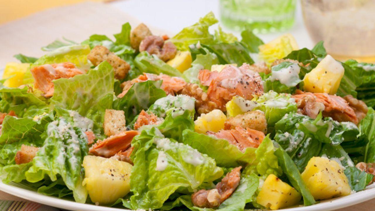 طريقة تحضير صلصة سلطة السيزر Caesar Salad Salad Sauce Salad
