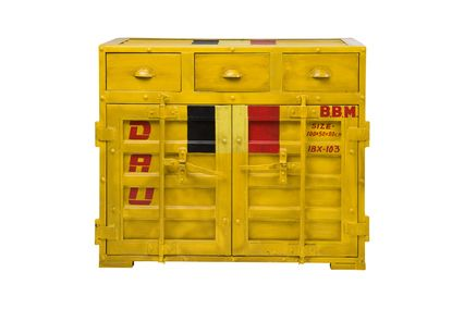 Trailer gult från Wohnzimmer