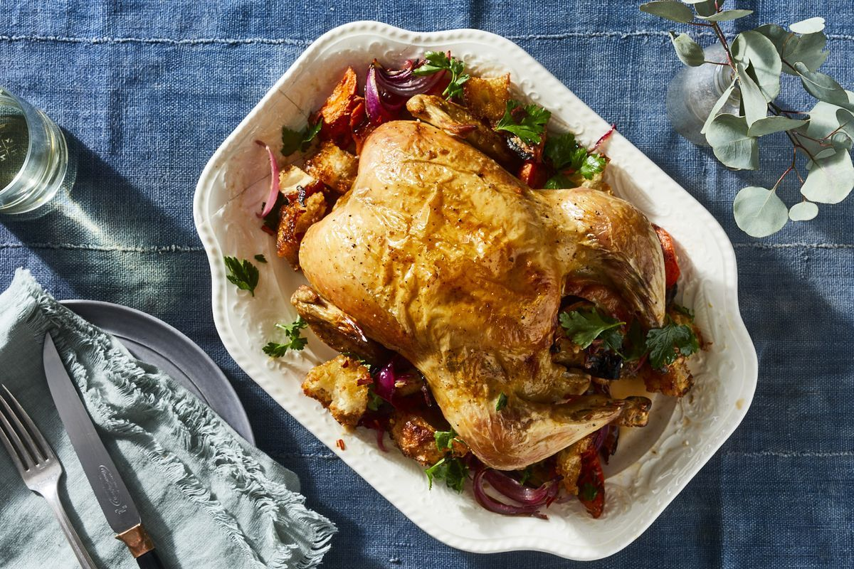Engagement roast chicken for when youre getting married