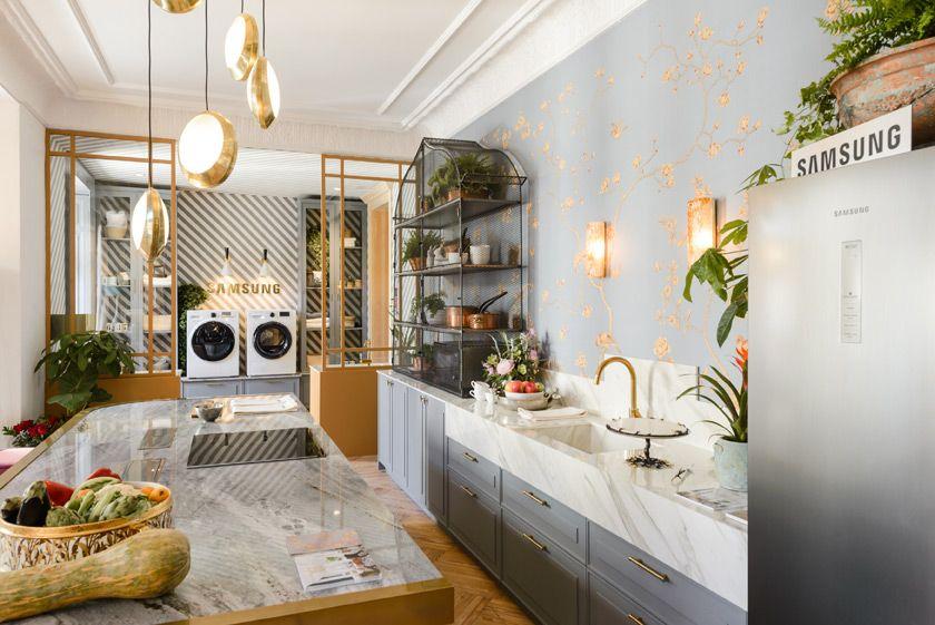 Casa Decor 2017 Beatriz Silveira Samsung 5 Interior Design