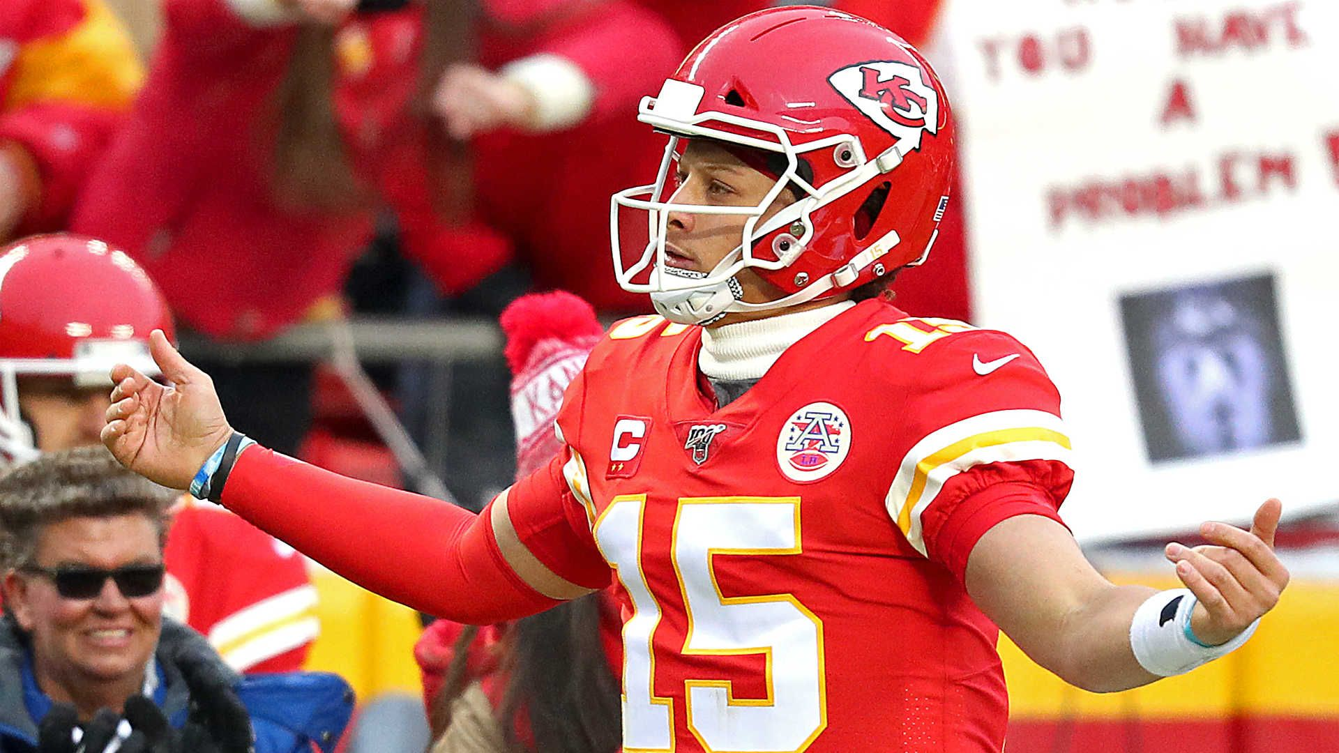 Patrick Mahomes Is Chiefs Best Defense Vs Derrick Henry Titans In Afc Championship Game Nation In 2020 National Football League National Football Afc Championship