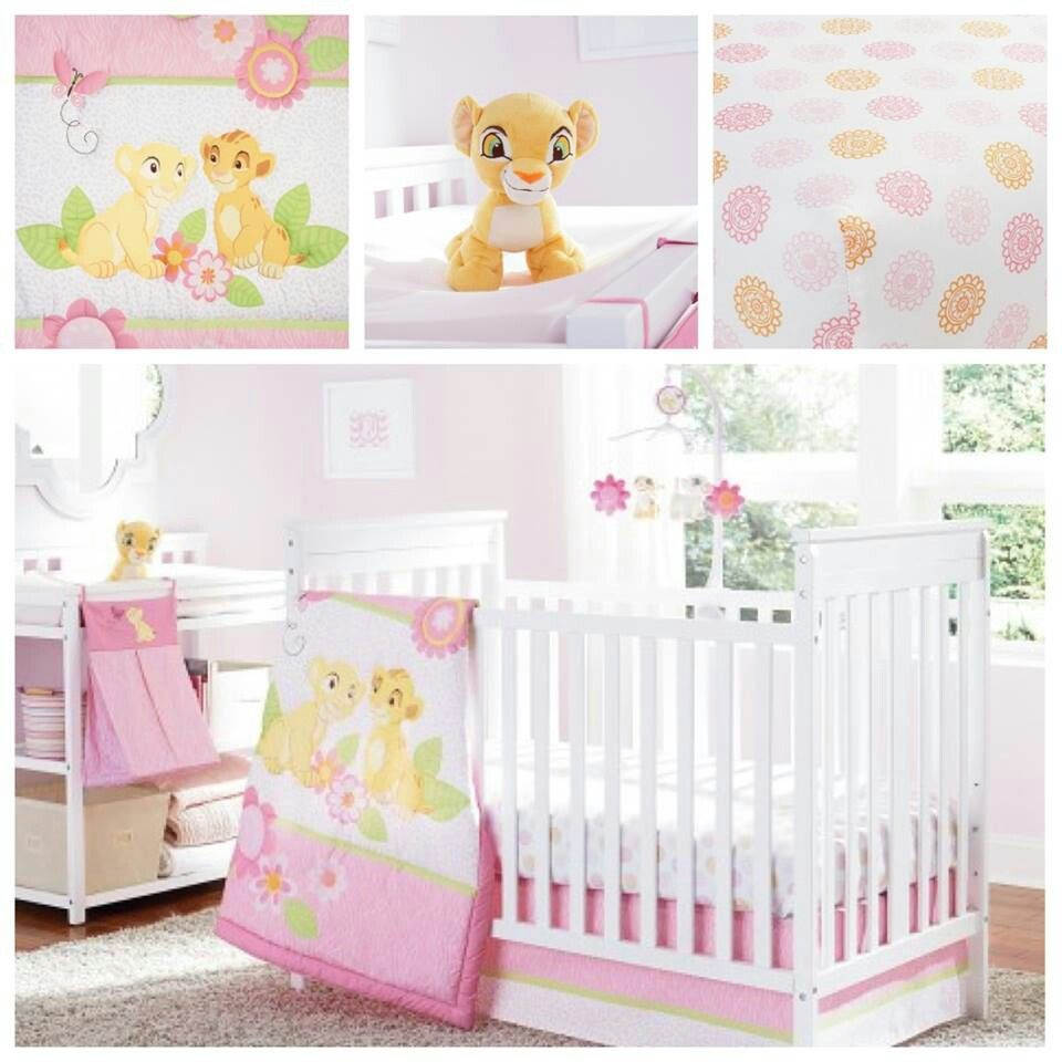 Lion King For A Baby Girl Room Avec Images Chambre Bebe
