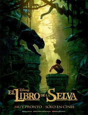 Ver El Libro De La Selva The Jungle Book Online Peliculasrey