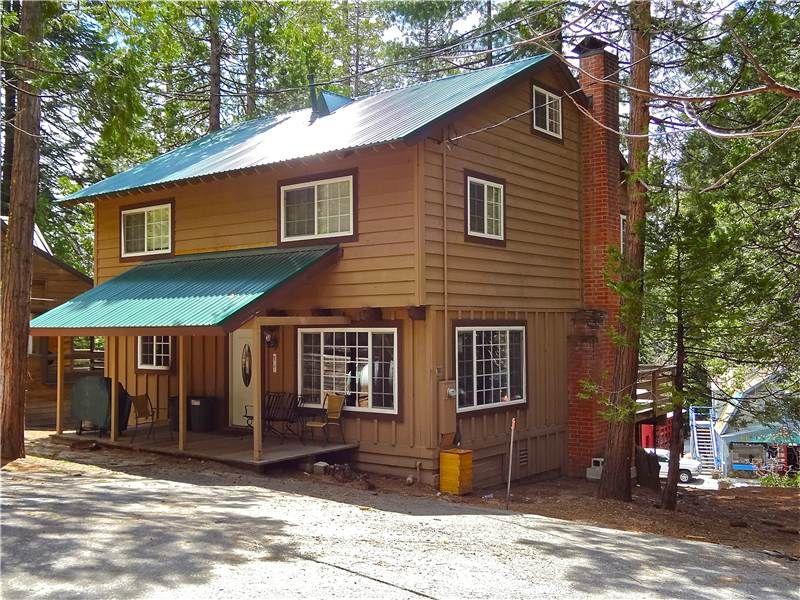 Happy Timers Cabin Shaver Lake Rental In Shaver Lake Ca Cabin