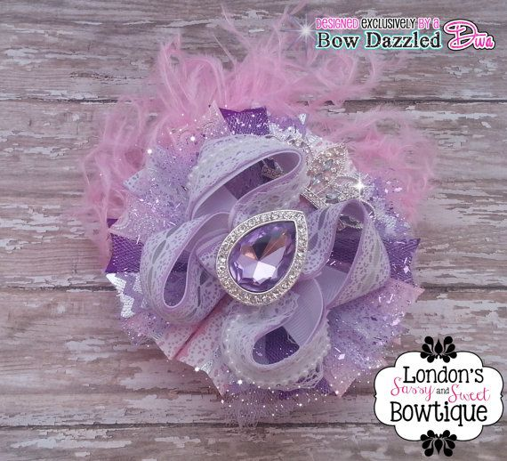 A Beautiful Over the Top OTT Sofia the by LondonsSassyAndSweet, $21.00