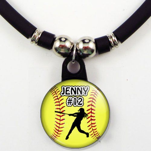 Personalized Softball Batter/Hitter Necklace with Your Name and Number SpotlightJewels,http://www.amazon.com/dp/B00HNZI1WY/ref=cm_sw_r_pi_dp_JKg0sb09D951HB3M