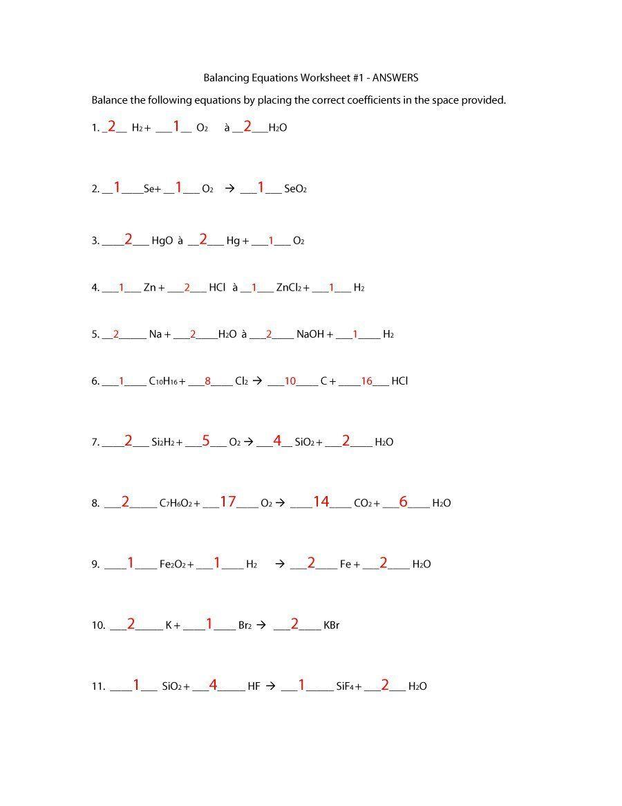 small resolution of Download balancing equations 35   Balancing equations
