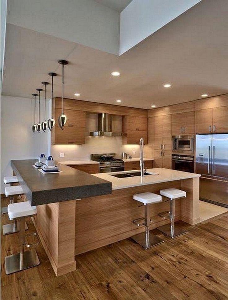 44 Fabulous Modern Kitchen Sets On Simplicity, Efficiency