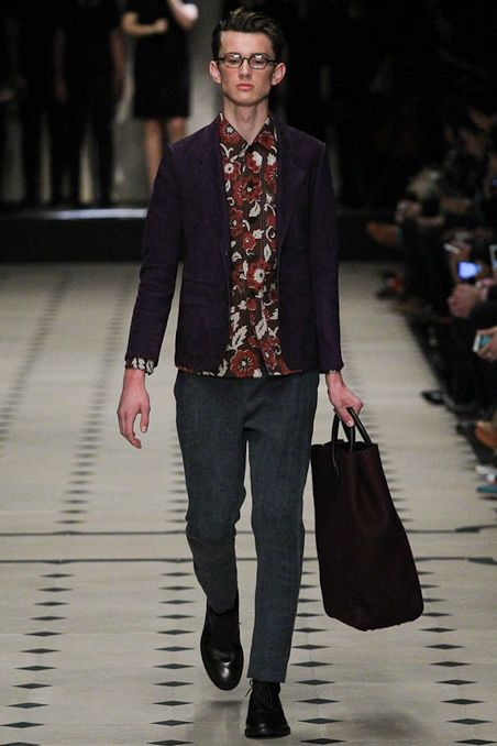 Burberry Prorsum Fall 2015