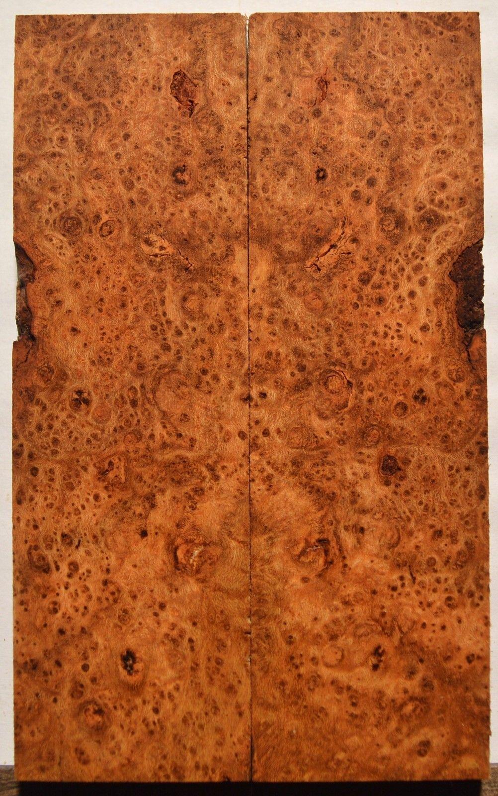 Knife Scales Cherry Burl Pistol Grip 5 X 1 1 2 Wood Best Grade Aaaaa Bulk Ebay Knife Scales Burl Wood