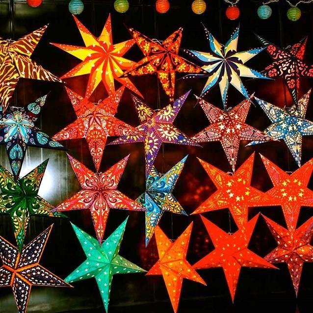 شبكة مصر زينة مميزة لشهر رمضان بالالوان الفرحة Ramadan Crafts Crafts Quilts
