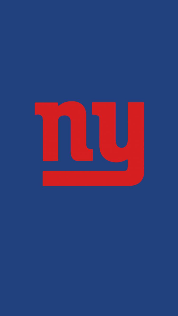 Minimalistic Nfl Backgrounds Nfc East New York Giants