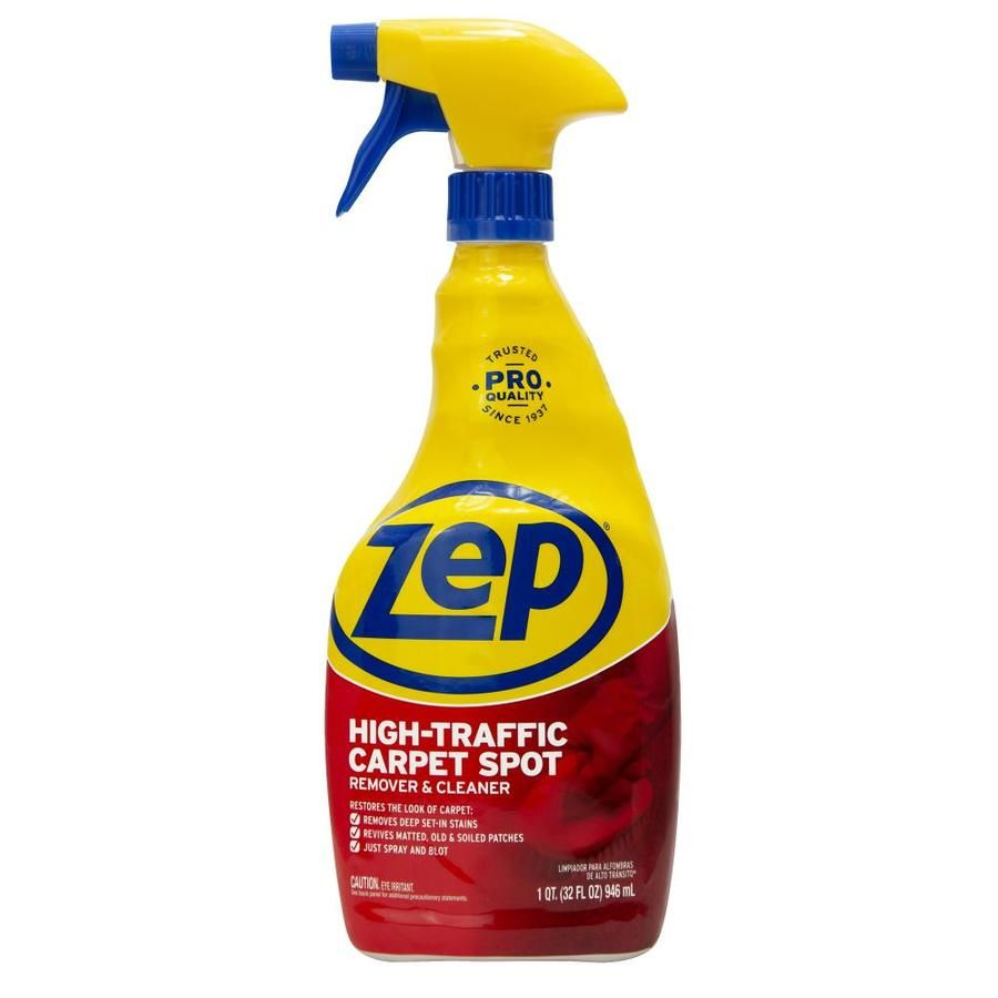 High Traffic 32 Oz Carpet Cleaner Carpet Cleaning Solution Cleaning Hacks Cleaning