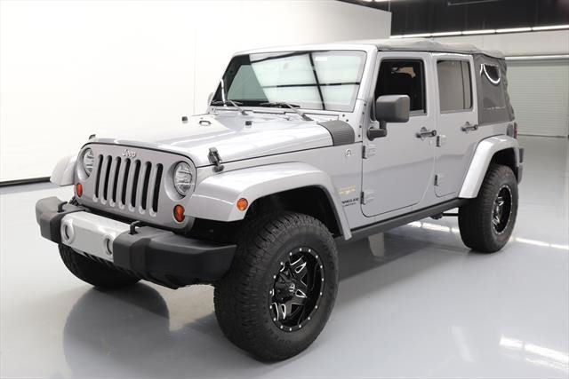 EBay: 2013 Jeep Wrangler Unlimited Sahara Sport Utility 4 Door 2013 JEEP  WRANGLER UNLTD