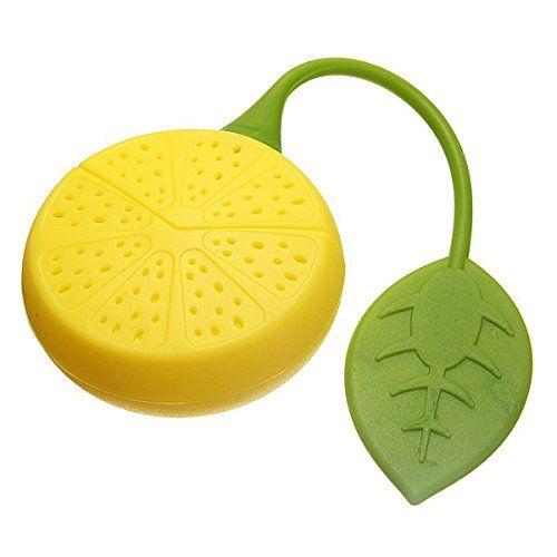 Tea Leaf Herbal Infuser Maker Filters Infuser Strainer Drinkware -Pier 27 * Click image for more details.